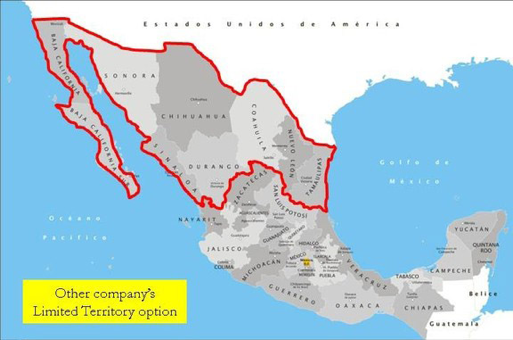 Mexican Insurance Limited Territory